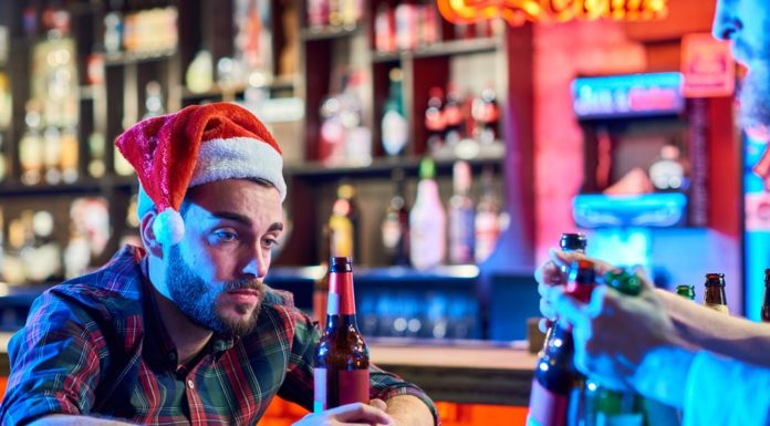 Grief, Alcohol Abuse, And The Holidays