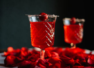 staying virgin valentines day alcohol free mocktails